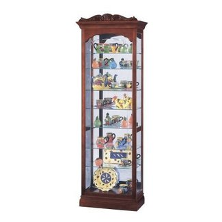 Howard Miller 680-342 Hastings | Curio Cabinet