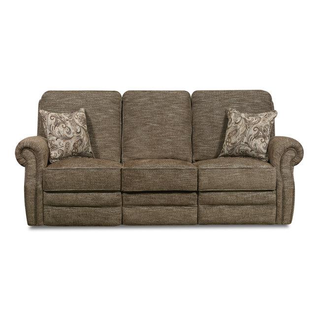 Lane® Home Furnishings Canterbury Brown Reclining Sofa-57003-53-9650A