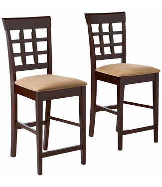 Coaster Coaster Counter Height Side Chair set of 2