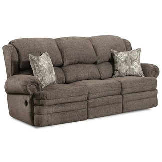 Lane® Home Furnishings Rosie Mocha Reclining Sofa