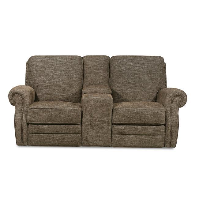 Lane® Home Furnishings 57003 Reclining Canterbury Loveseat-57003-63-9533D.