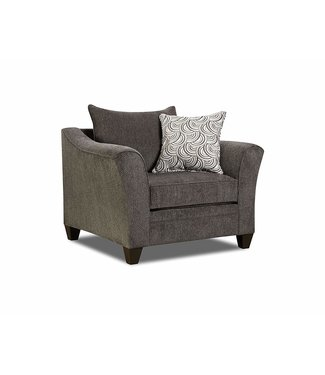 Lane Home Furnishings 6485 Chair 1/4ALBANY Pewter