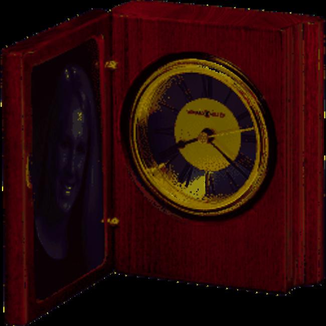 Howard Miller Portrait Book Clock