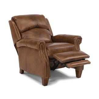 Flexsteel Furniture Whistler | 3056-50 High-Leg Recliner 3740-70