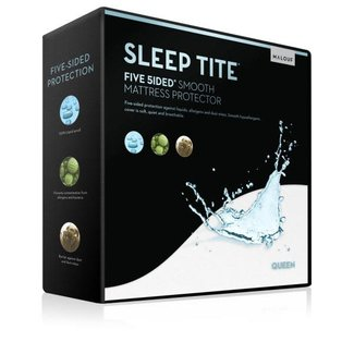 Malouf Sleep Five 5ided® Smooth Mattress Protector
