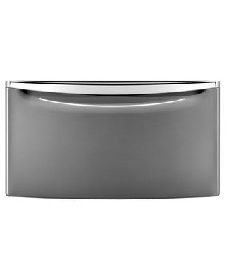 """Whirlpool 15.5"""" Pedestal for Front Load Washer and Dryer With Storage"""