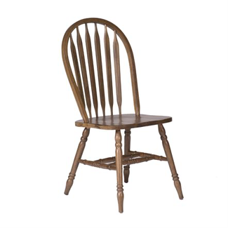 Liberty Furniture Windsor Side Chair W19 x D22 x H38 | SET OF 2