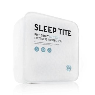 Malouf® Five 5ided® IceTech™ Mattress Protector
