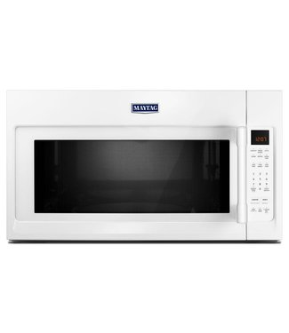 Whirlpool Maytag 2.0 cu. ft Over the Range Microwave Hood in White