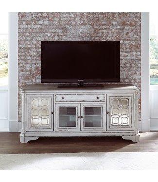 Liberty Furniture Magnolia Manor (244-ENT) Entertainment TV Stand 244-TV74