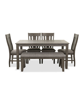 Lane Home Furnishings 6 PC DINING SET 5045-54