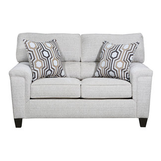 Lane Home Furnishings 2015 Madelyn Dante Almond Stationary Loveseat-2015-02-9612A