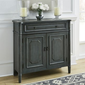 Liberty Furniture 1 Drawer 2 Door Accent Cabinet