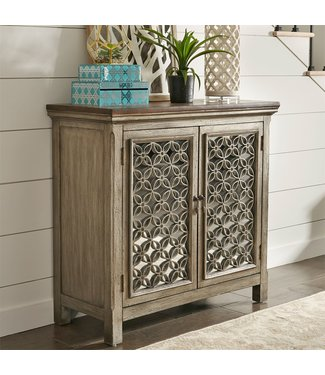 Liberty Furniture Westridge (2012-AC) 3 Door Accent Cabinet SKU: 2012-AC5636