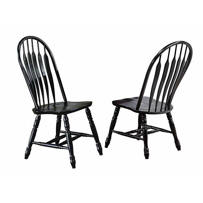 Sunset Trading Comfort Back 4130 Dining Chair | Set of 2