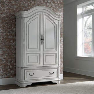 Liberty Furniture Magnolia Manor (244-BR) Armoire 244-BR-ARM