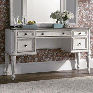 Liberty Furniture Magnolia Manor (244-BR) Vanity Desk 244-BR35