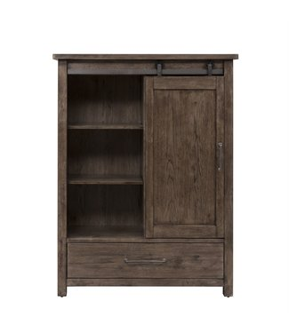 Liberty Furniture Sonoma Road Door Chest 473-BR42