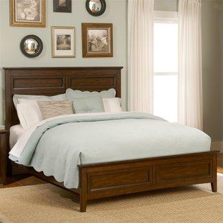 Liberty Furniture Laurel Creek (461-BR) Panel Bed