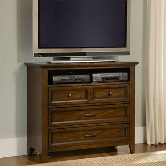 Liberty Furniture Laurel Creek Media Chest 461-BR45