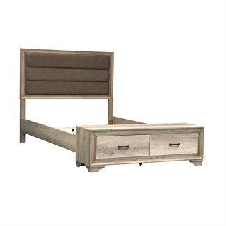 Liberty Furniture Sun Valley (439-BR) Full Storage Bed 439-BR-FSB