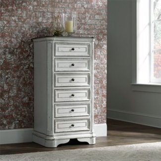 Liberty Furniture Magnolia Manor (244-BR) Lingerie Chest SKU: 244-BR43