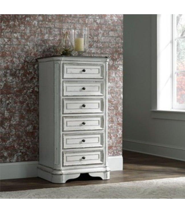 Liberty Furniture Magnolia Manor (244-BR) Lingerie Chest SKU: 244-BR43