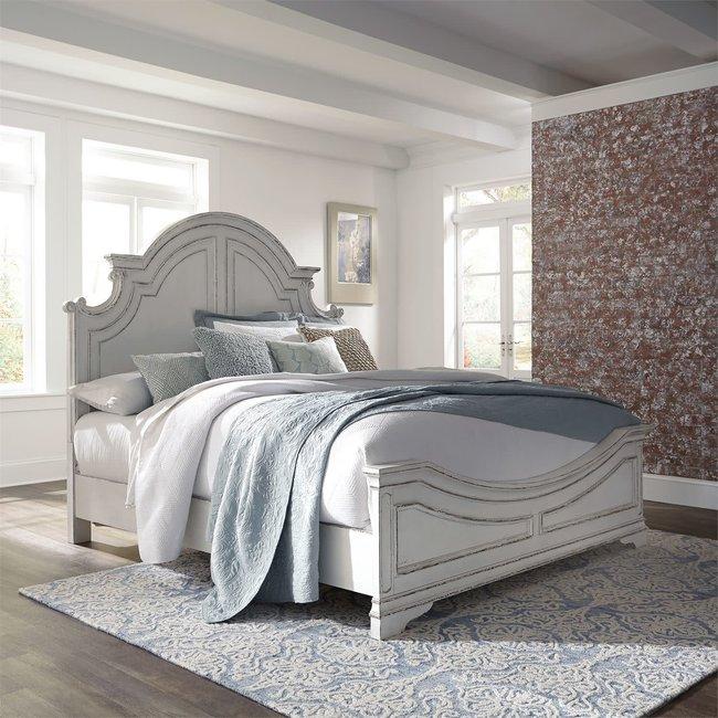 Liberty Furniture Magnolia Manor (244-BR) Panel Bed