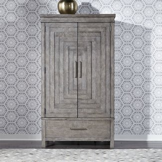 Liberty Furniture Modern Farmhouse (406-BR) Armoire