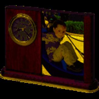 Howard Miller Portrait Caddy Table Clock