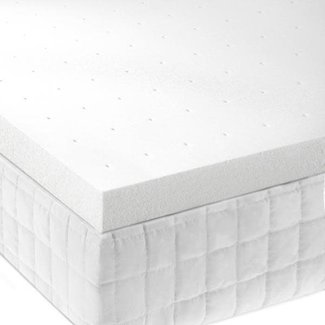 "Malouf Sleep Isolus 2"" Memory Foam Mattress Topper"