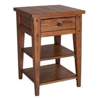 Liberty Furniture Lake House (110-OT) Chair Side Table SKU: 110-OT1021