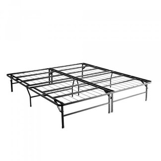 Malouf Sleep Structures Highrise HD Bed Frame, 14""