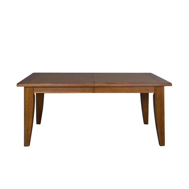 Liberty Furniture Treasures (17-DR) Rectangular Leg Table - Oak
