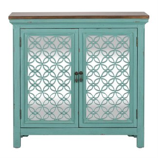 Liberty Furniture Kensington  2 Door Accent Cabinet SKU: 2011-AC3836