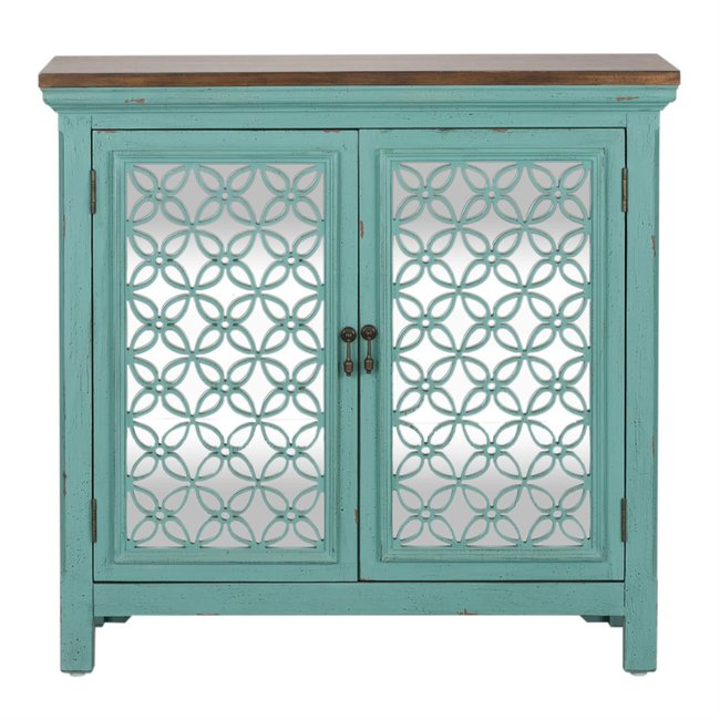 Liberty Furniture Kensington  2 Door Accent Cabinet SKU: 2011-AC3836