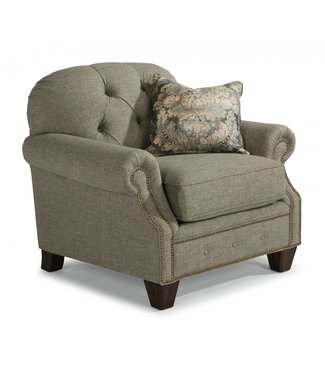 Flexsteel Furniture Champion   7386-10 Accent Chair 643-60