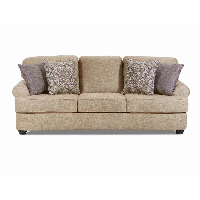Lane® Home Furnishings 8023 Brookhaven Crosby Oatmeal Sofa-8023-03-CROSBY OATMEAL
