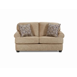 Lane® Home Furnishings 8023 Brookhaven Crosby Oatmeal Loveseat-8023-02-CROSBY OATMEAL
