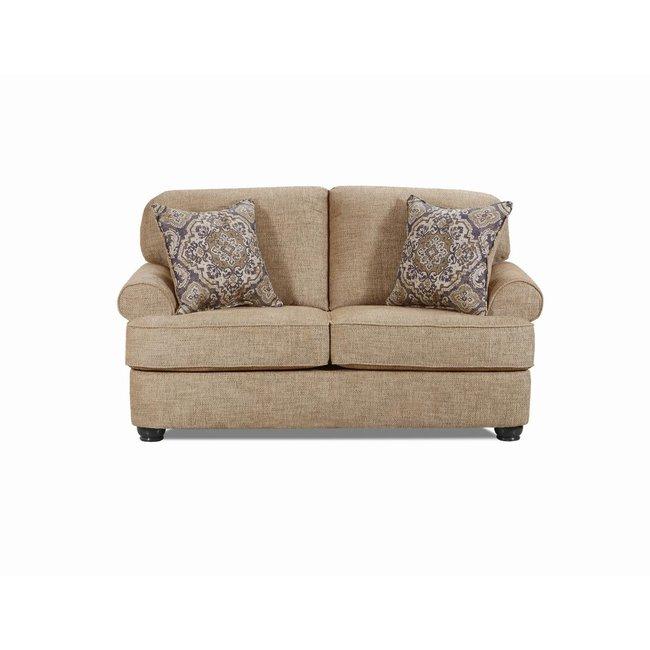 Lane® Home Furnishings 8023 Brookhaven Crosby Oatmeal Loveseat-8023-02-CROSBY OATMEAL