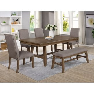 Crown Mark Manning | Dining Table 2231T-4272