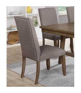 Crown Mark Manning | Side Chair 2231S-NH-2 | Set of 2