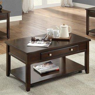 Crown Mark Julian | Lift Top Coffee Table 4113-01