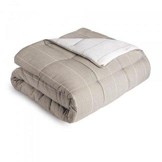 Malouf Down Alternative Chambray Comforter Set
