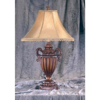 Bernards Urn Style Lamp  BR6437