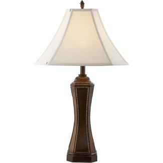Bernards Macy  | Transitional Table Lamp 6572