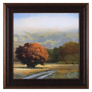 Framed Potrero Meadow Art Print, by John McCormick