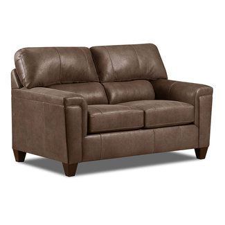 Lane Home Furnishings Expedition  Stationary Loveseat-2022-02