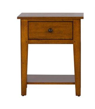 Liberty Furniture Grandpas Cabin (175-YBR) Night Stand SKU: 175-BR60