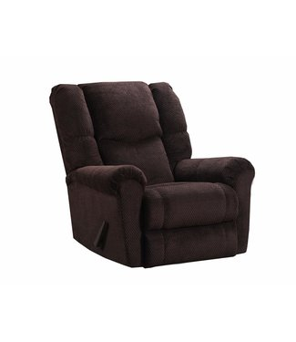 Lane Home Furnishings 3-Way Rocker Recliner Symphony Chocolate U283